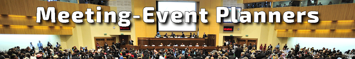 Multiple Disruptions for Meeting and Event Planners